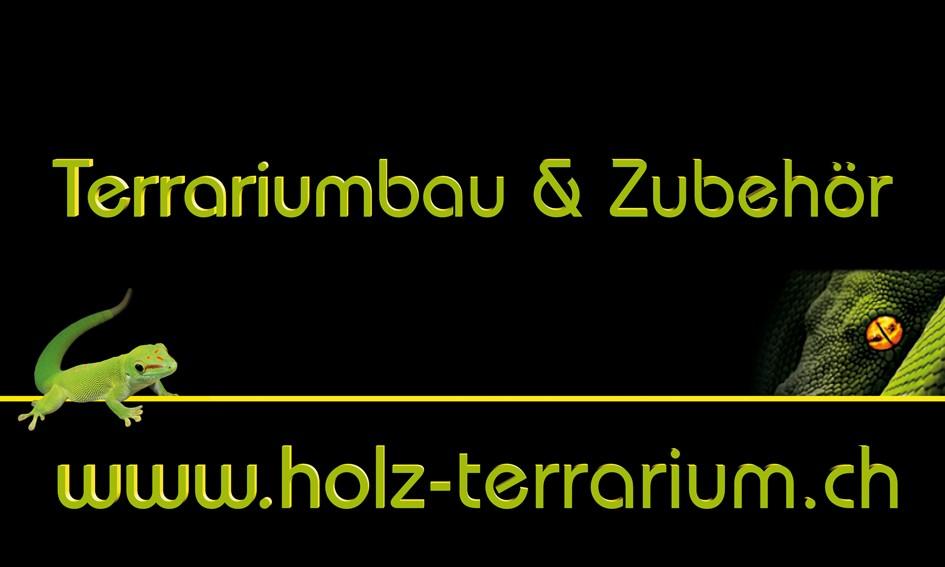 Holz-Terrarium
